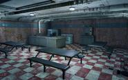FO4 Vault81Secret Diner room
