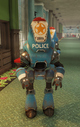 FO76 Police protectron