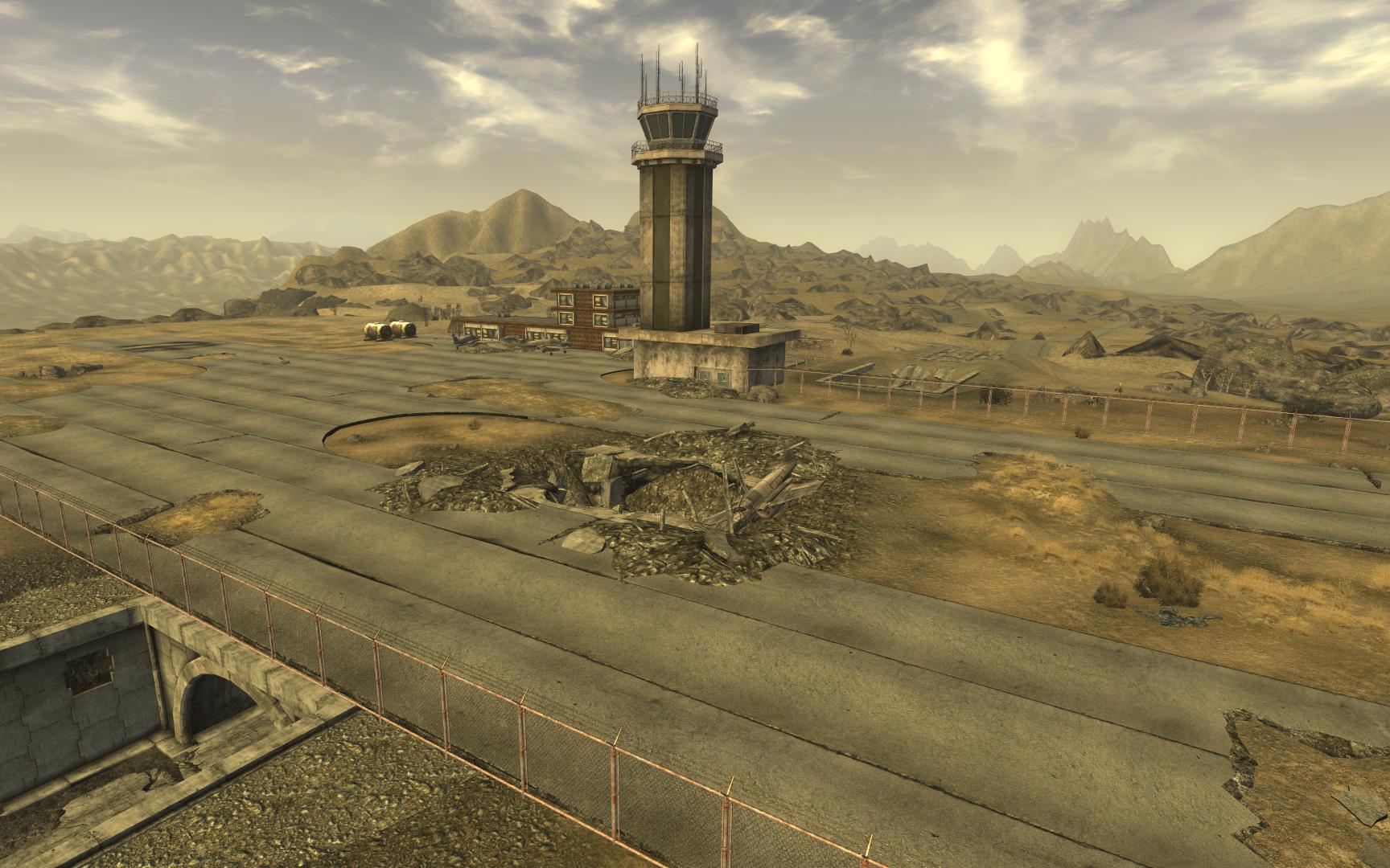 User blog:Dead Gunner/Fallout: Apprentice - Mojave Music Radio