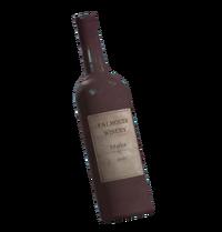 Wine bottle fo4