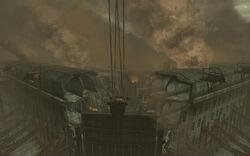 Citadel destroyed