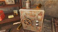FO4 Root Cellar Gold bars