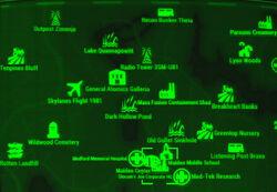 FO4 map Slocum HQ
