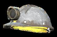 FO76 Mining helmet (grey)