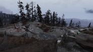 FO76 Vertibird crash site 04