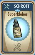 FOS Karte -Superkleber