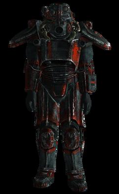 Fo3 Outcast power armor