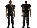 Lag-Bolt's combat armor