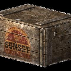 Ящик для пляшок «Сансет Сарсапарілли»