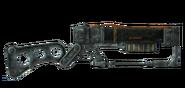AER9 laser rifle