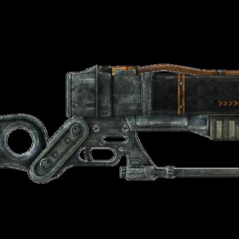 Лазерна гвинтівка AER9 в <i>Fallout 3 і Fallout: New Vegas</i>