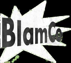 BlamCo Logo High Render