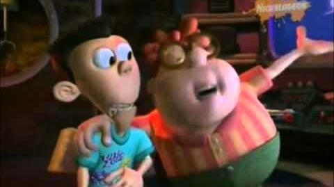Carl sings Wrecking Ball