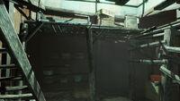 Earl Sterlings house storage