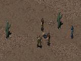Junktown scouts