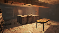 FO4 Lexington Laundromat inside