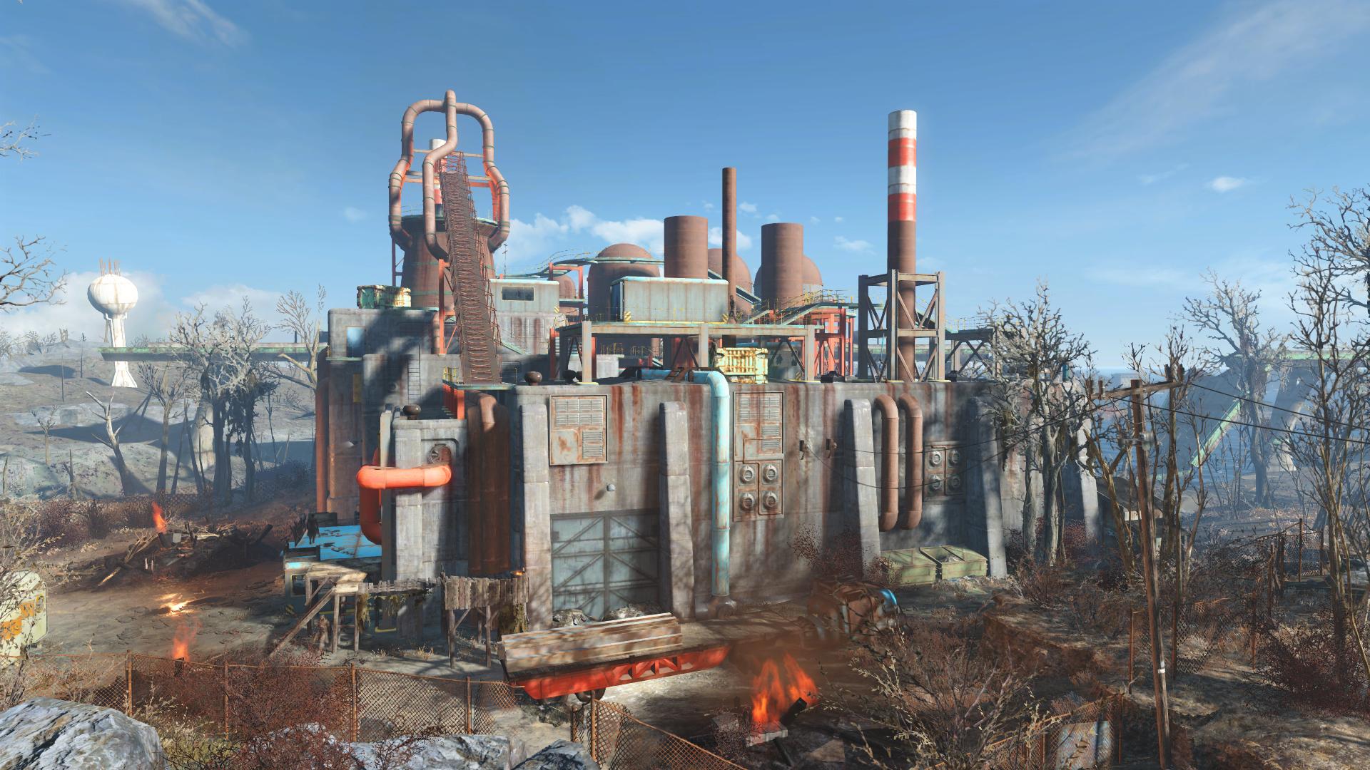 Saugus Ironworks | Fallout Wiki | FANDOM powered by Wikia