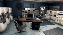 Fo4 Vault 81 (Curie Station terminal)