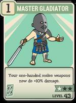 Master Gladiator