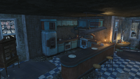 Nakano Residence Kitchen