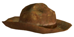 Ranger tan hat