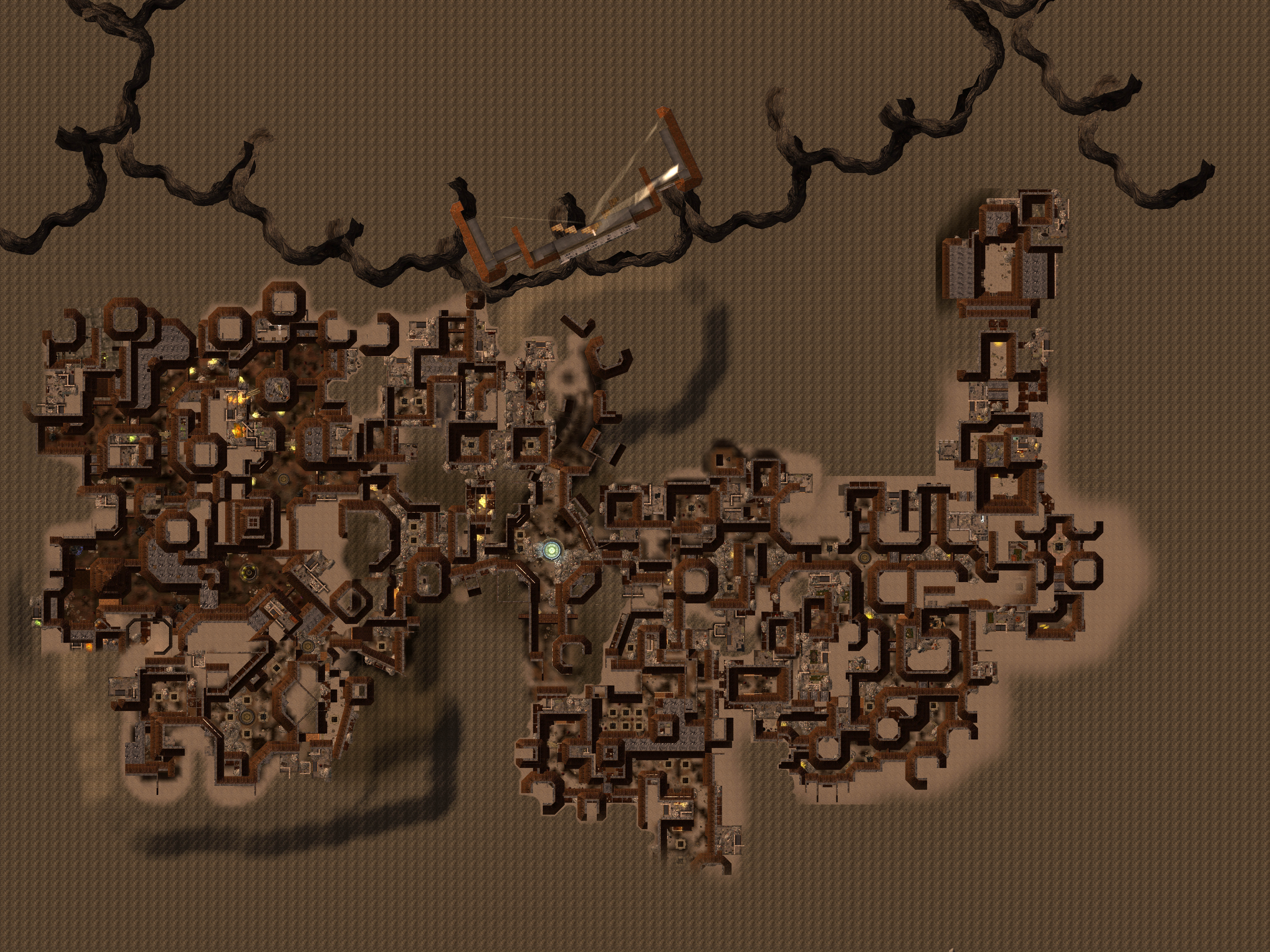 Fallout: New Vegas map | Fallout Wiki | FANDOM powered by Wikia