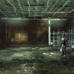 Внутрішнє приміщення складу