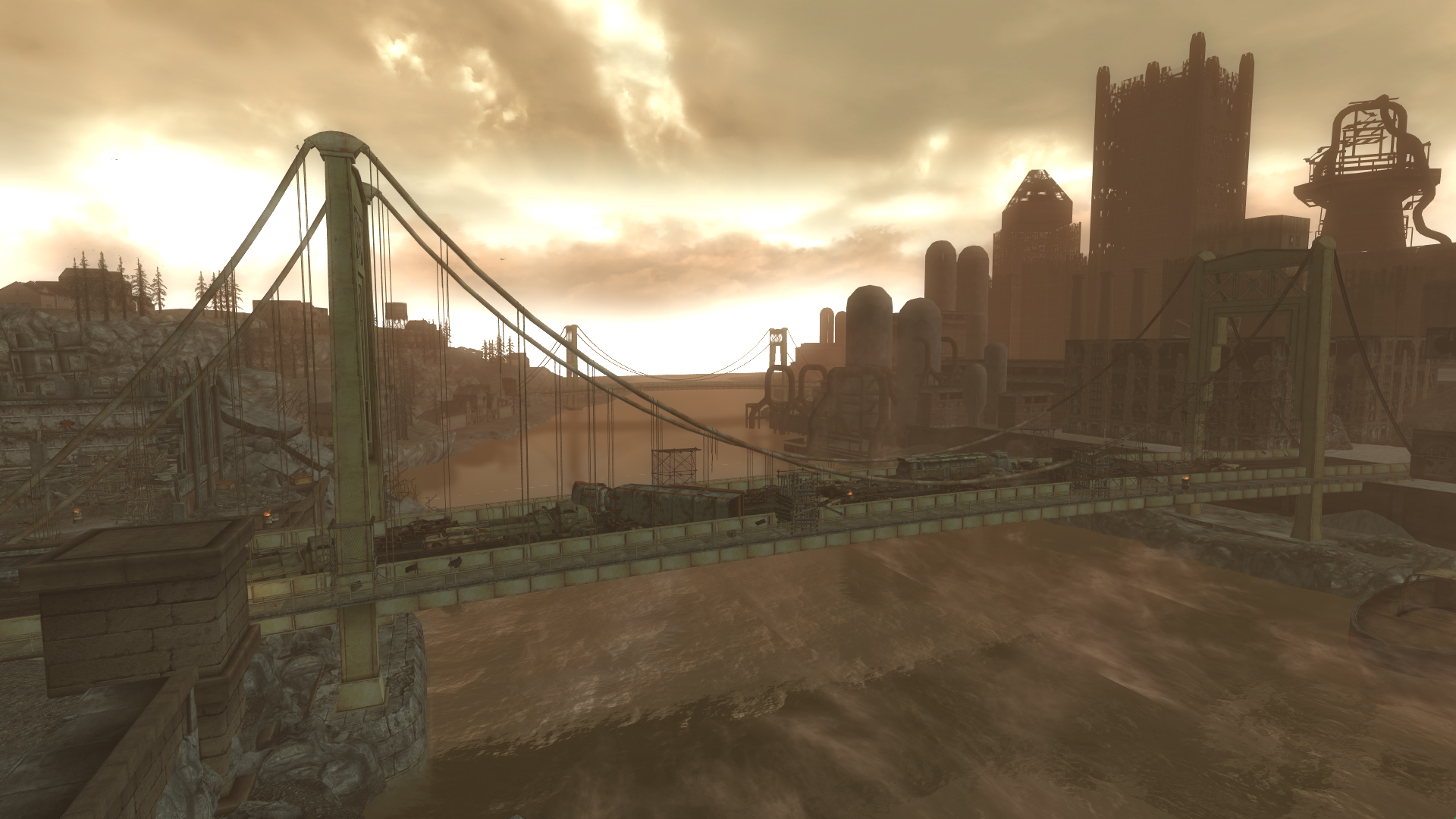 The Pitt Bridge The Pitt Bridge