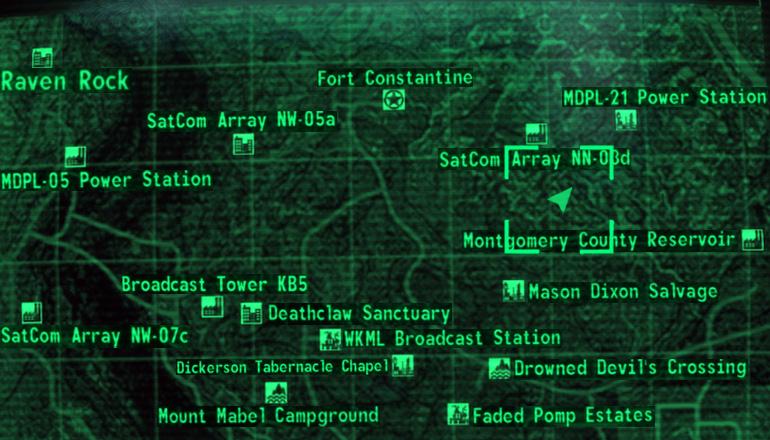 Shishkebab Fallout 3 Schematics Location - WIRE Center •