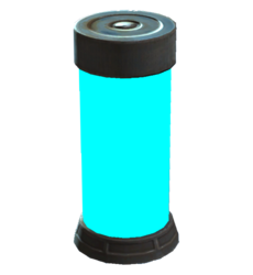 Alien blaster round