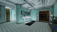 F76 Vault 51 Residential Lavatories