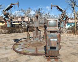FO4AUT Верстак для роботов