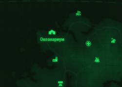 FO4FH map Oceanarium