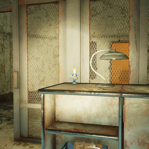 Potential Vault-Tec bobblehead location