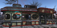 Fallout 4 Drumlin Diner