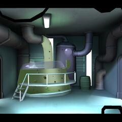 Одинарна кімната третього рівня