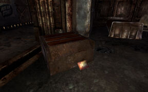 Unarmed Book Vault 11
