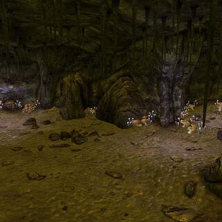 Північна частина печери