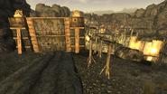 FNV Legate's camp gate ue 1