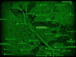 FO4 Региональный офис БКОАНТОЛО (карта мира)