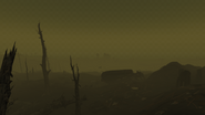 FO4 Glowing Sea View at Daimond-City