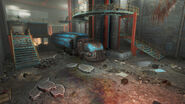 FO4 Mahkra Fishpacking Plant (Entrance first floor)