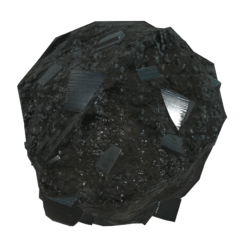 FO76 Bulk black titanium
