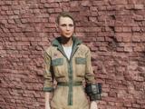 Park ranger jumpsuit