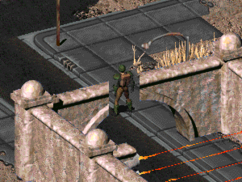 Fo2 NCR gate guard