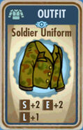 FoS Soldier Uniform Card