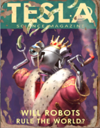 Tesla robots rule the world