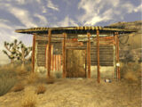 Victor's shack