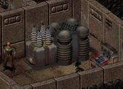 FO2 Toxic Caves power generator