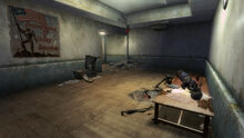 FO3 Presidential metro The Sorrowful Suitor holotape 04